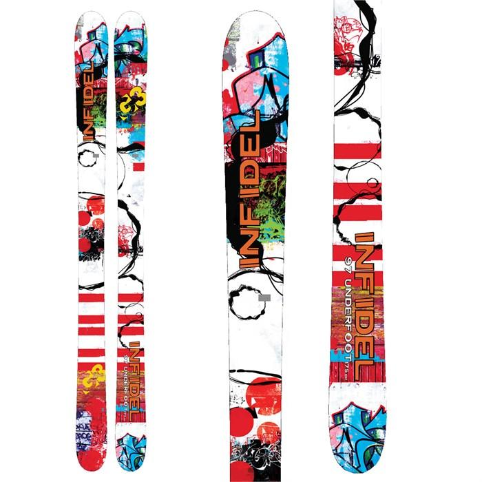G3 - Infidel Skis 2012