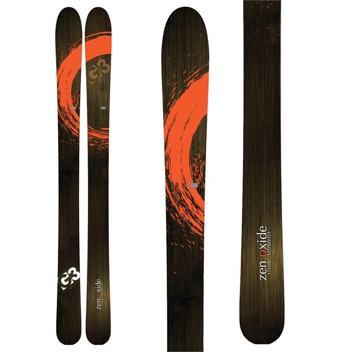 G3 - ZenOxide Skis 2012