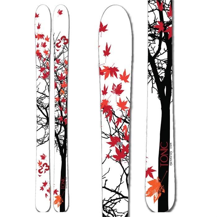 G3 - Tonic Skis 2012