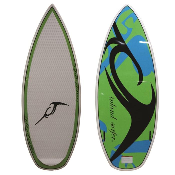 Inland Surfer - Mucus Wakesurf Board 2012
