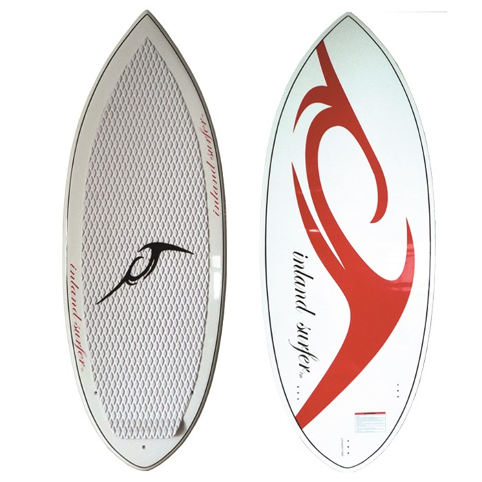 Inland Surfer - Squirt Wakesurf Board 2012