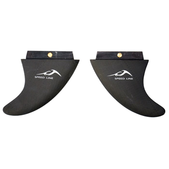 Inland Surfer - Inland Surfer Big Boys Wakesurf Fins 2012