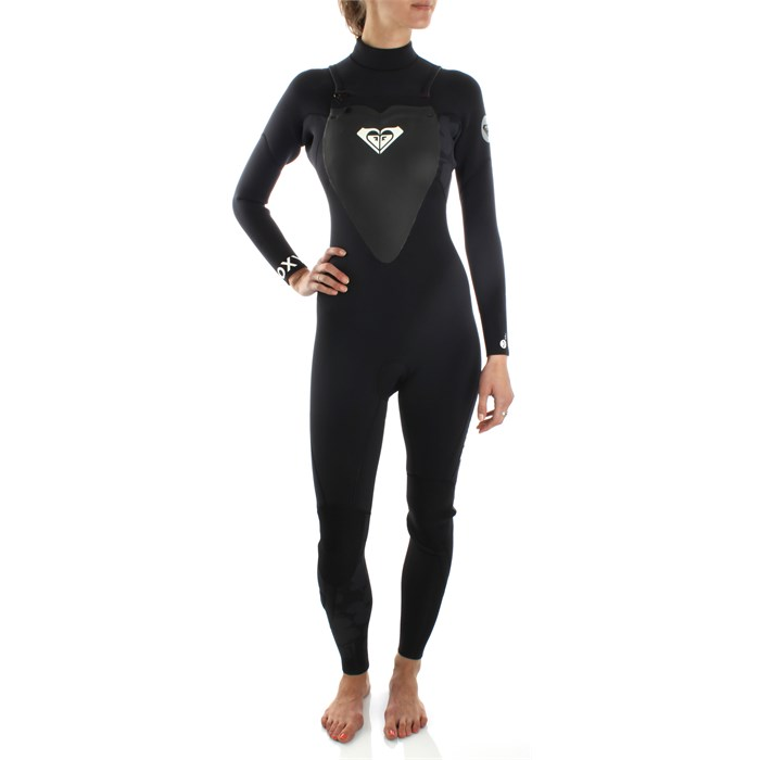 Roxy - Syncro 4/3 GBS Chest Zip Wetsuit - Women's