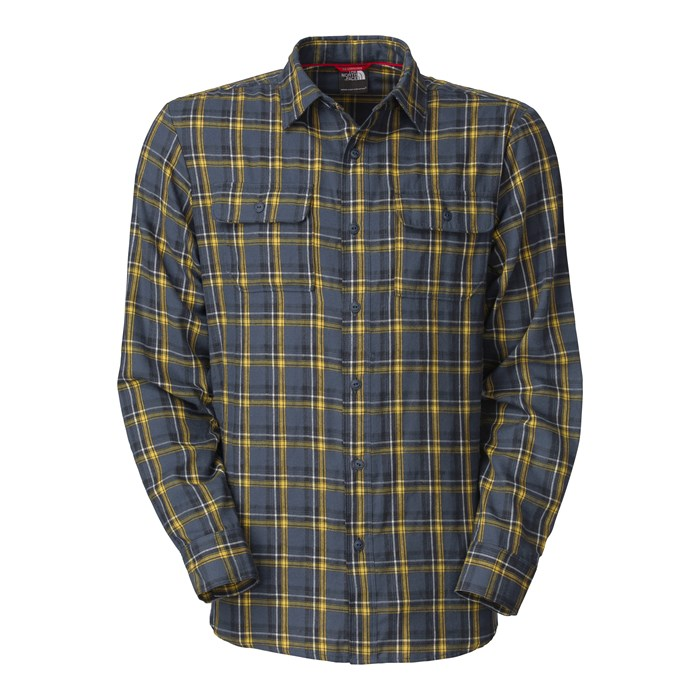 The North Face - Crag Tech Flannel Shirt