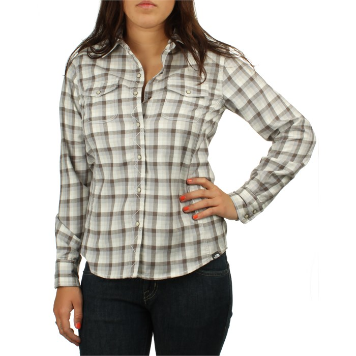 The North Face - Violet Tech Flannel Shirt - Women's