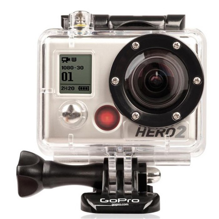 GoPro - HD Hero2 Outdoor Edition Camera