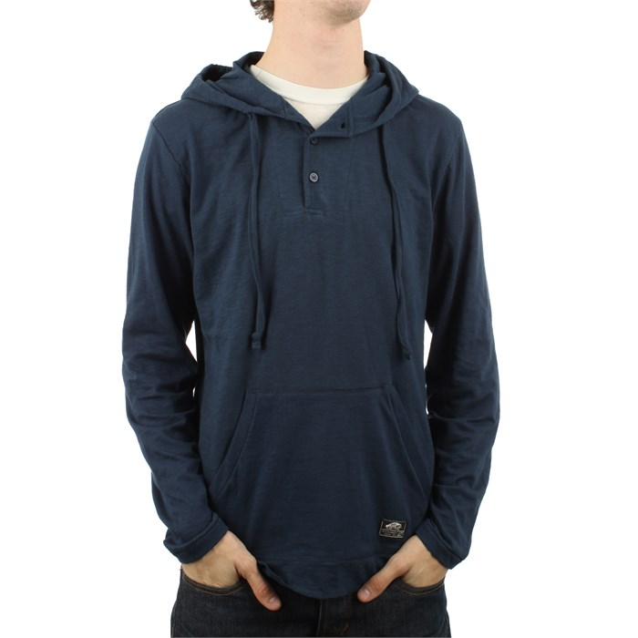 Vans - Occulta Hooded Henley Shirt