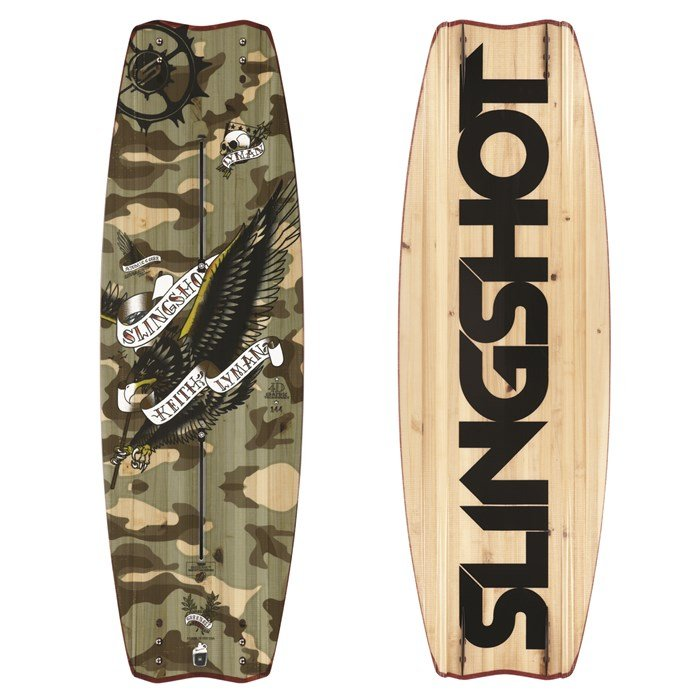 Slingshot - Lyman Wakeboard  2012