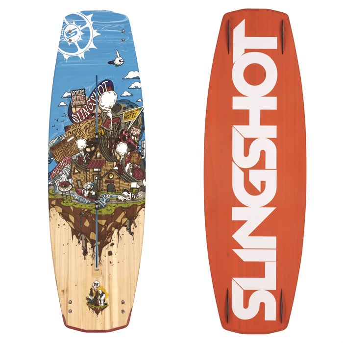 Slingshot - Shredtown Wakeboard 2012