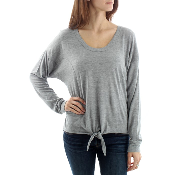 Volcom - So Twisted Pull-Over Top - Women's