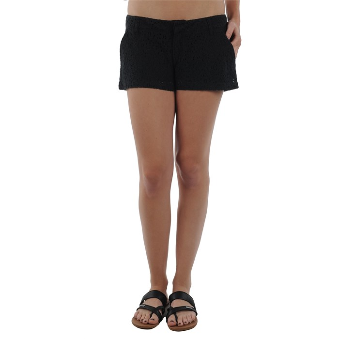 Volcom - Frochickie Laced Shorts - Women's