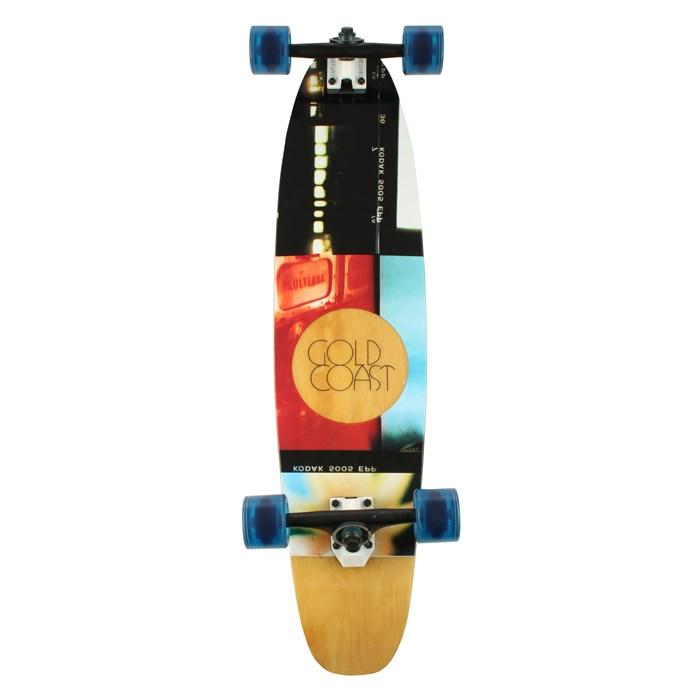 Gold Coast - Hour Roller Fiberglass Longboard Complete