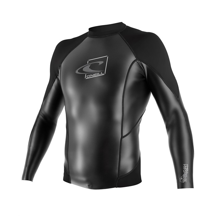 O'Neill - Hyperfreak RG8 Glide Long Sleeve Crew Surf Shirt 2012
