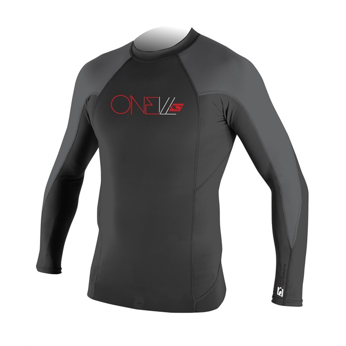 O'Neill - Thin Skins Superlite Long Sleeve Crew Surf Shirt 2012
