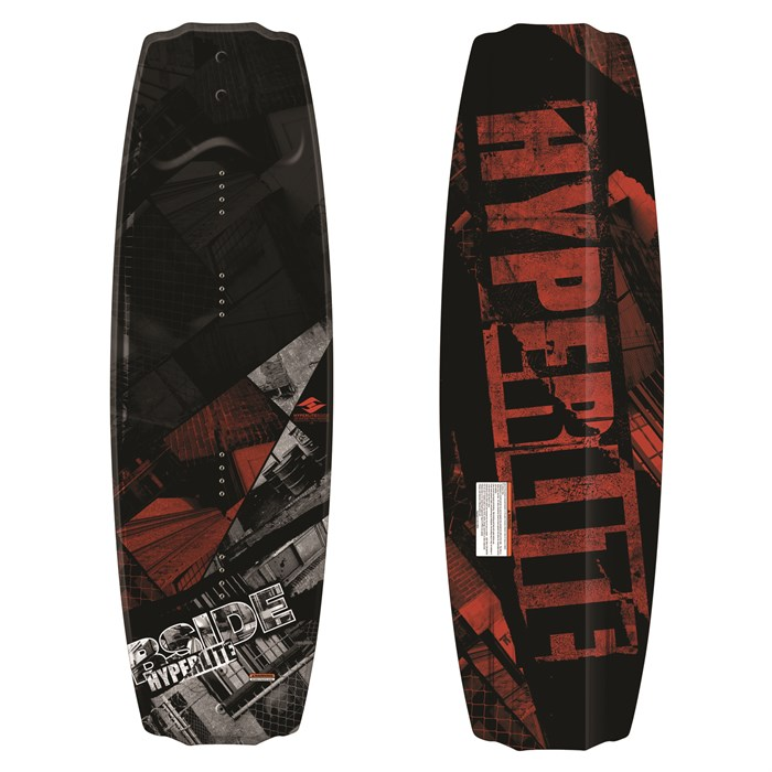 Hyperlite - B-Side Wakeboard 2012