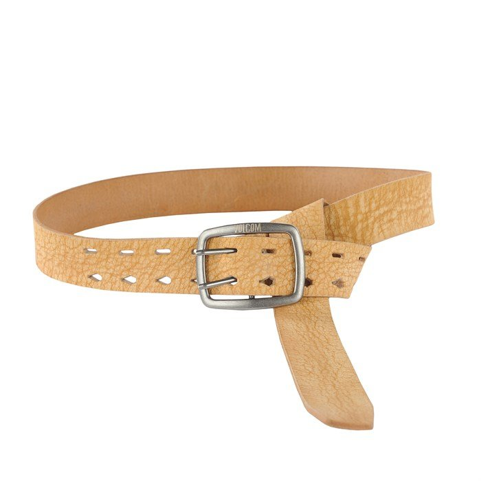 Volcom - Ex-Boyfriend Leather Belt - Women's