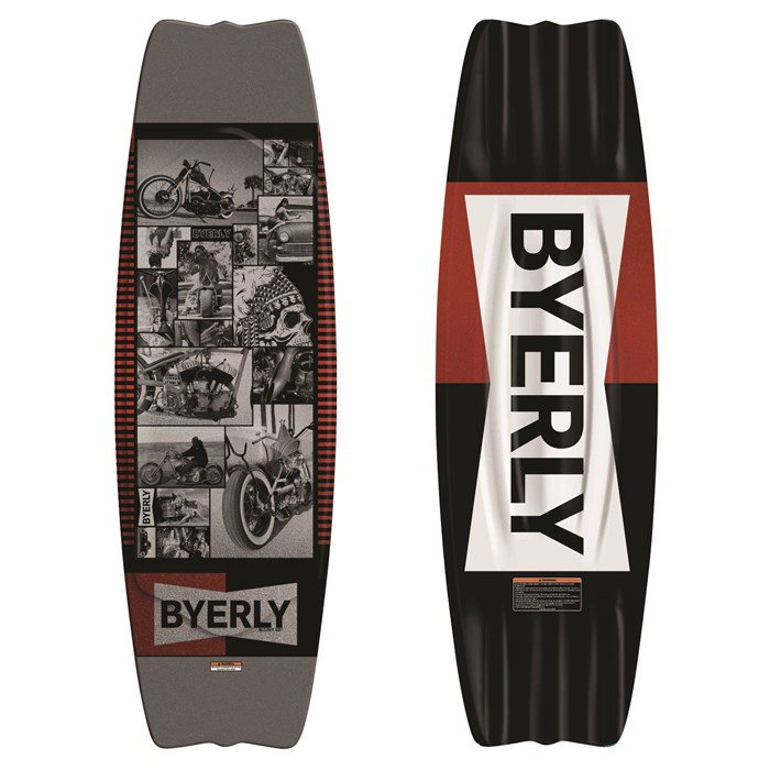 Byerly Wakeboards - Blunt Wakeboard 2012