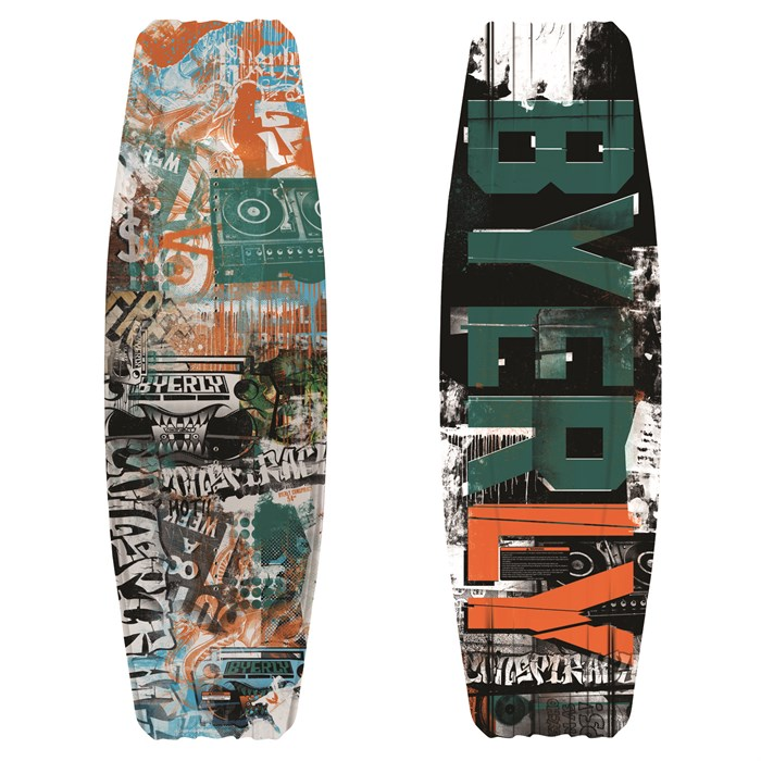 Byerly Wakeboards - Conspiracy Wakeboard 2012