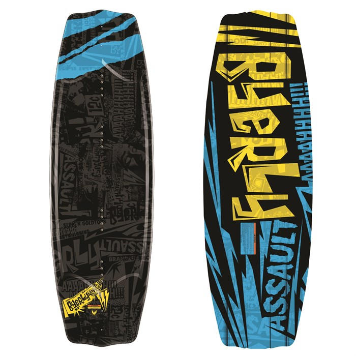 Byerly Wakeboards - Assault Wakeboard 2012