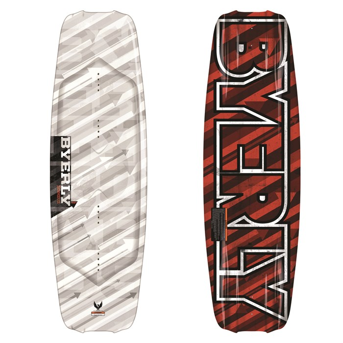Byerly Wakeboards - Monarch Wakeboard 2012