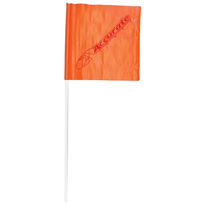 Accurate - Skier Down Flag 2012
