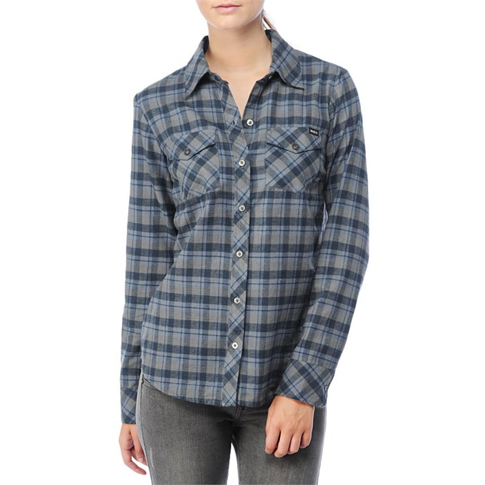 RVCA - That One Day Button Down Shirt - Women's