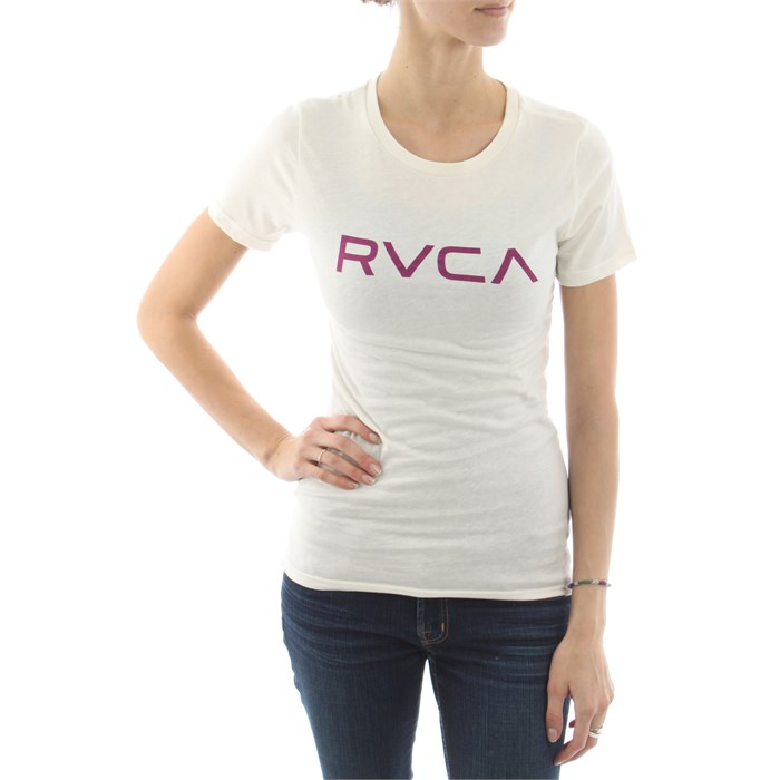 RVCA - Big RVCA T Shirt - Women's