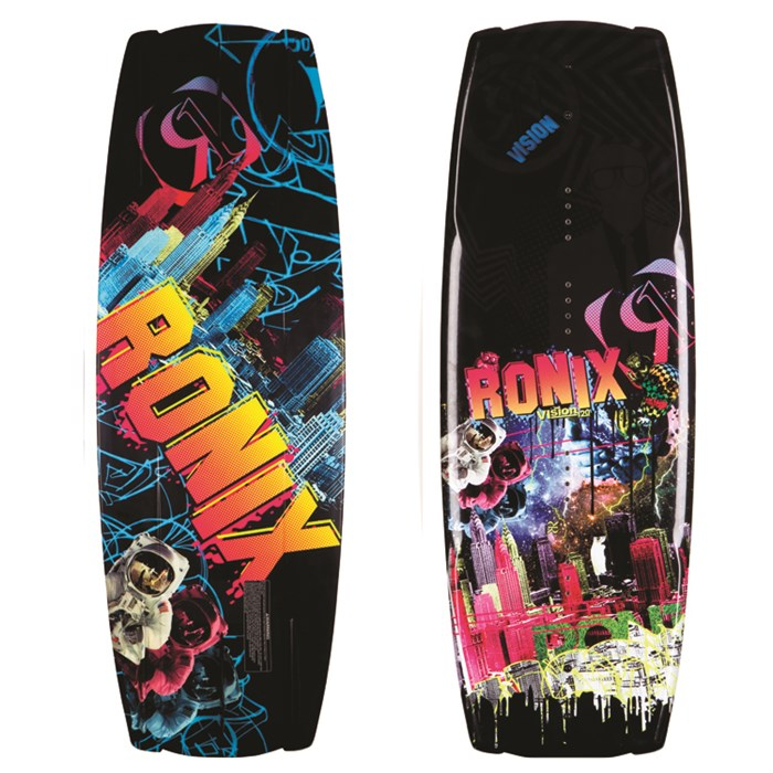 Ronix - Vision Wakeboard - Youth - Boy's 2012
