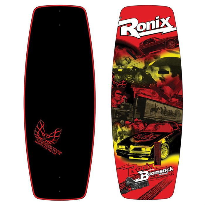 Ronix - Boomstick Bi Level Wakeskate 2012