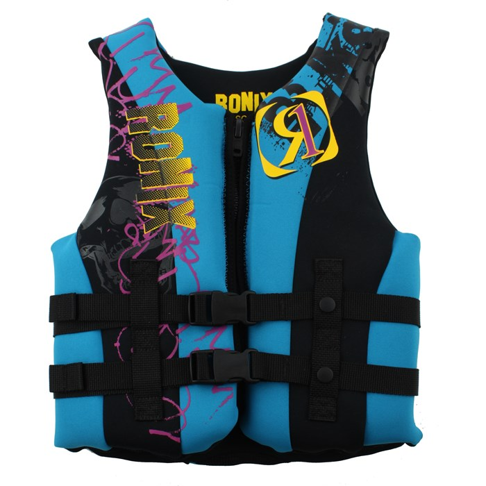 Ronix - Vision CGA Wakeboard Vest - Youth - Boy's 2012