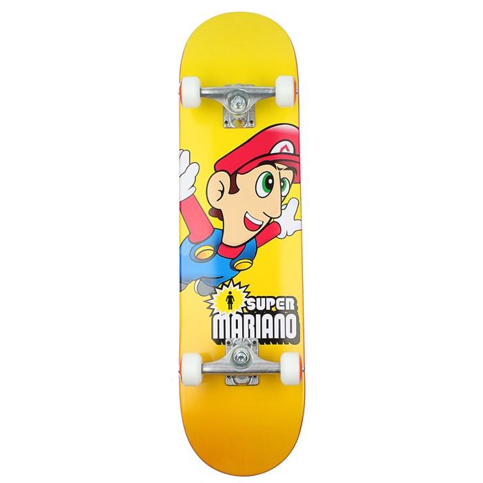 Girl - Super Mariano Skateboard Complete