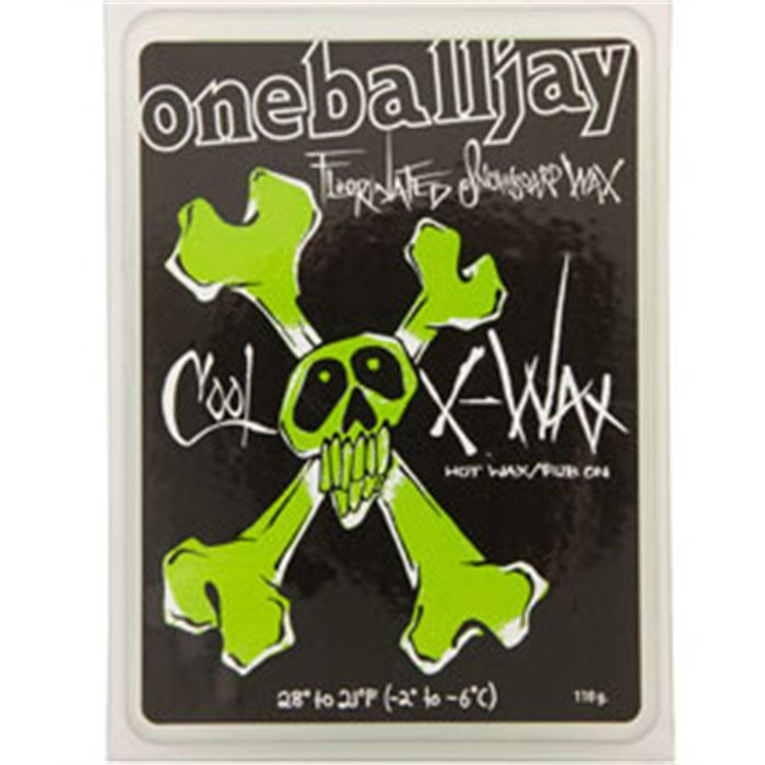 One Ball Jay - X-Cool Wax