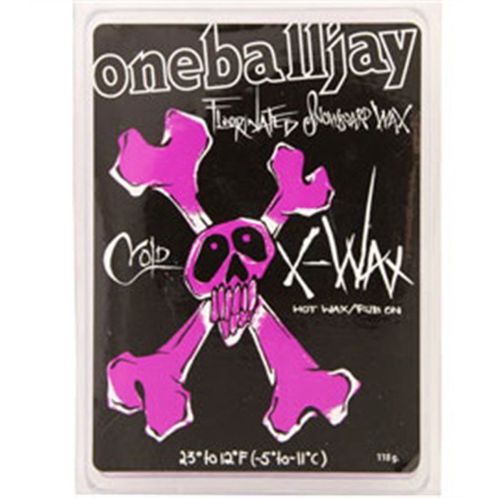 One Ball Jay - X-Cold Wax