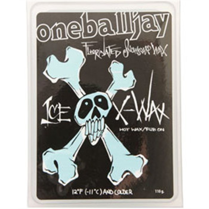 One Ball Jay - X-Ice Wax