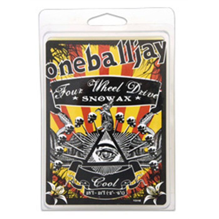 One Ball Jay - 4WD Cool Wax
