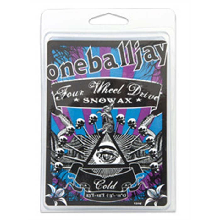 One Ball - Jay 4WD Cold Wax