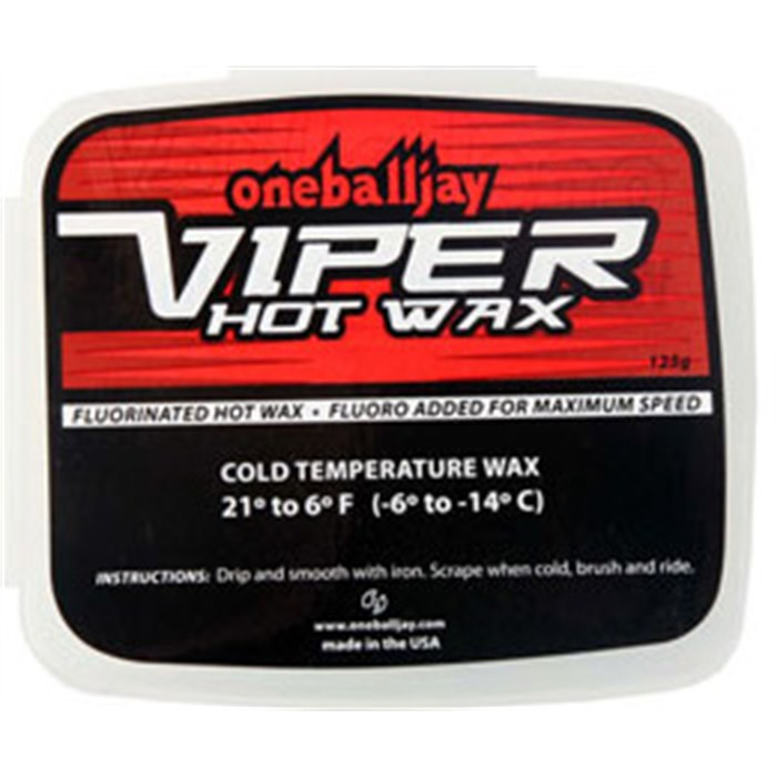 One Ball Jay - Viper Hot Wax - Warm