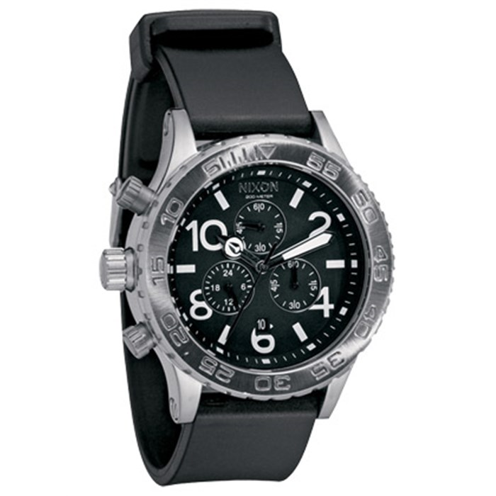 Nixon - The Rubber 42-20 Chrono Watch - Women's