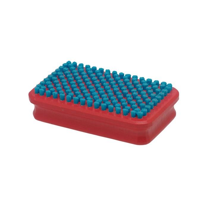 SWIX - Rectangular Blue Nylon Brush