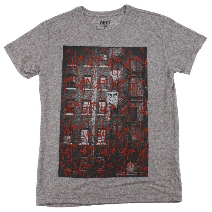 Obey Clothing - Love Me 02 T Shirt