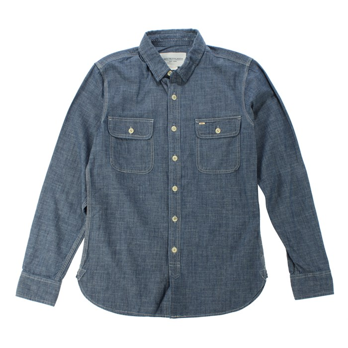 Obey Clothing - Obey Clothing Coastal Button Down Shirt