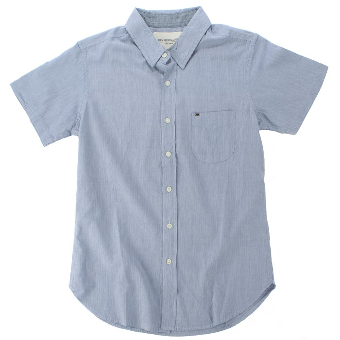 Obey Clothing - Paperwork Button Down Shirt