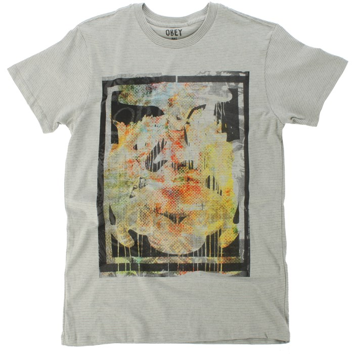 Obey Clothing - Andre Splat T Shirt