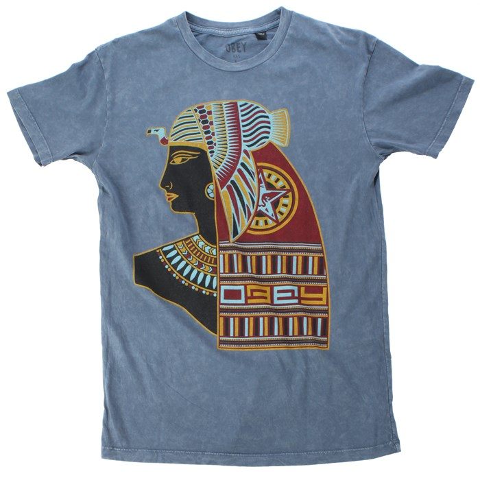 Obey Clothing - Queen Of The Nile T Shirt