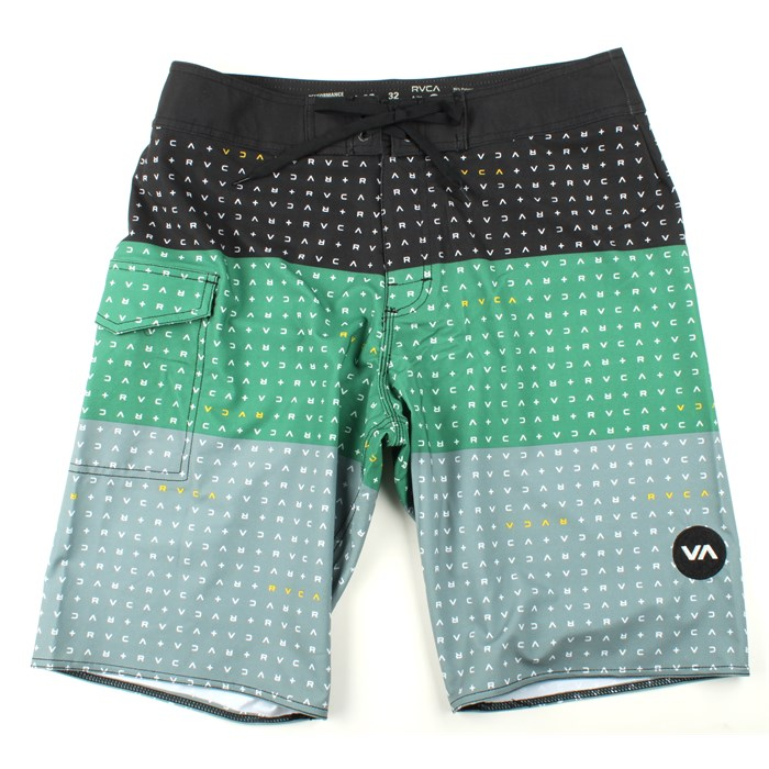 RVCA - Three Pete Boardshorts
