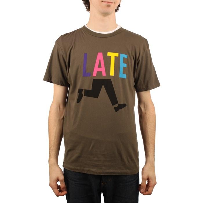 RVCA - Late T Shirt