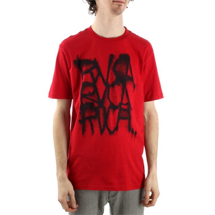 RVCA - Extinguisher T Shirt