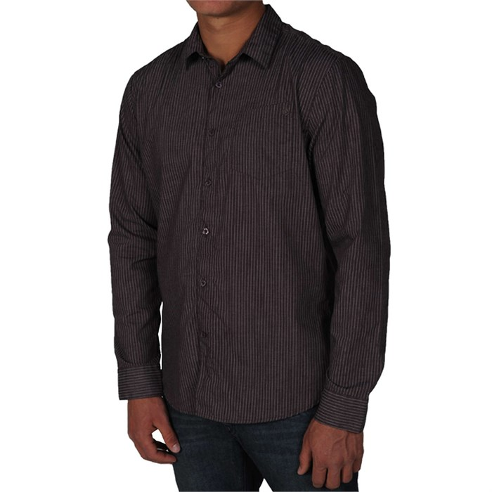 Volcom - X Factor Stripe Button Down Shirt