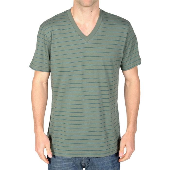 Volcom - Vetter V Neck T Shirt