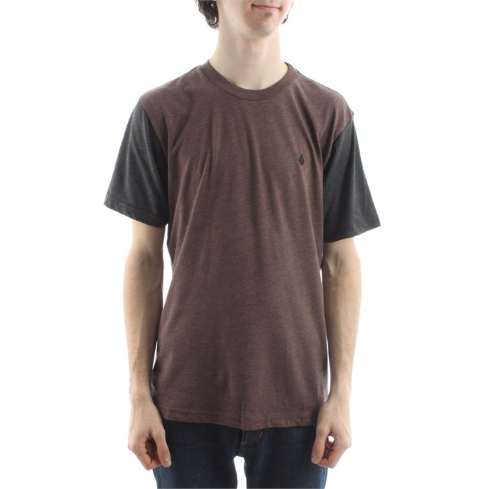 Volcom - Do Me A Solid Heather T Shirt